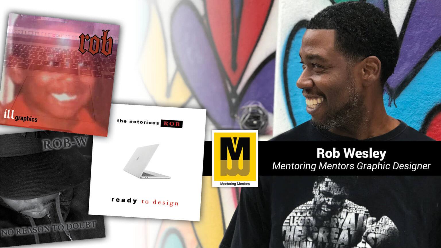 Mentoring Mentors Graphic Designer