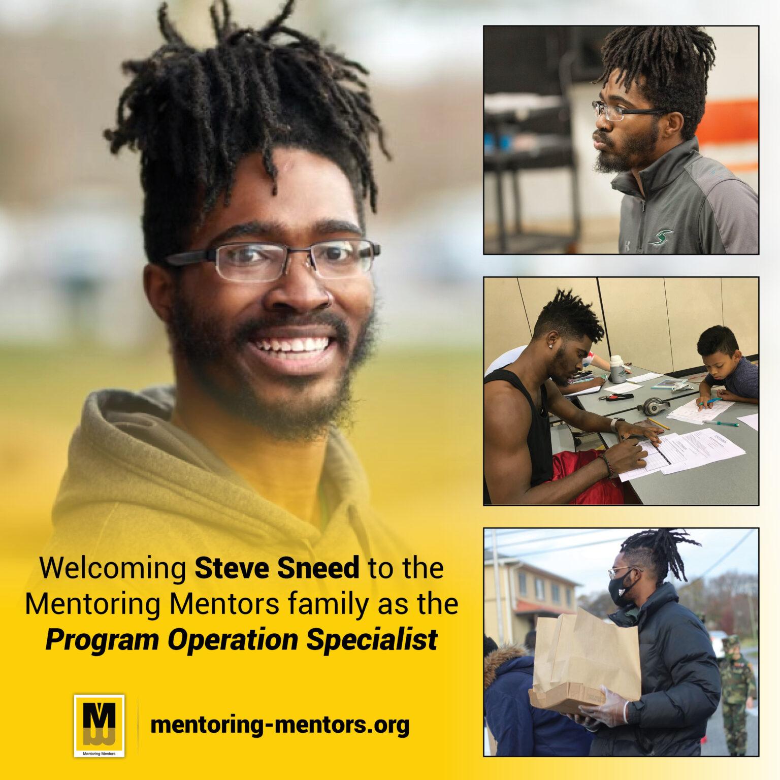 Mentoring Mentors  Program Operation Specialist